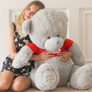 Большой плюшевый мишка Тедди 150 см