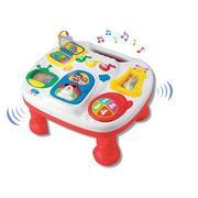 Столик подвеска музыкальный развивающий для малышей